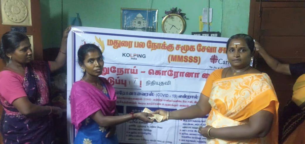 MDU-Relief-work